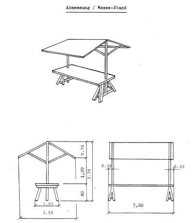 tische stehtische marktstand. Black Bedroom Furniture Sets. Home Design Ideas