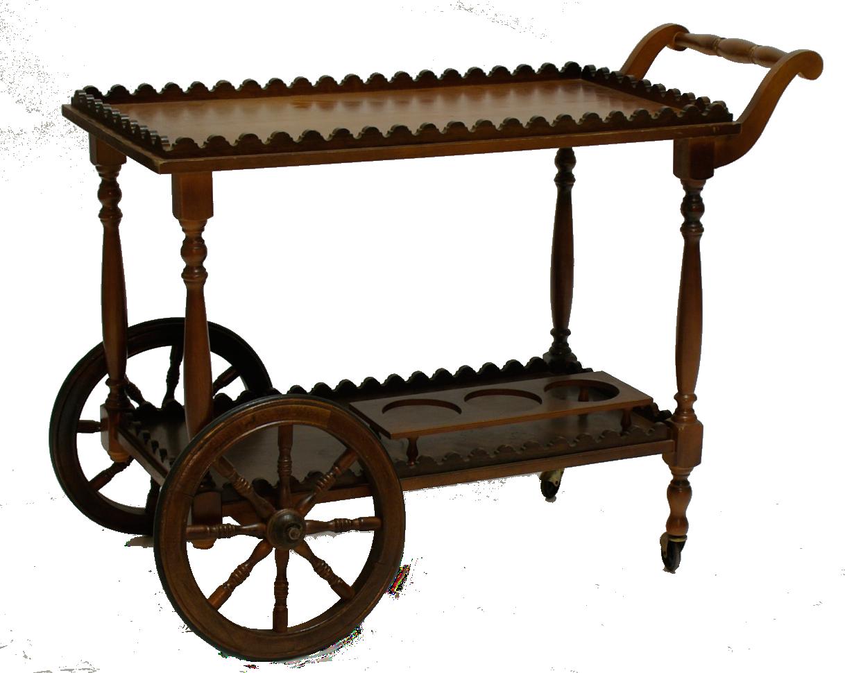 antik 1920 servierwagen antik. Black Bedroom Furniture Sets. Home Design Ideas