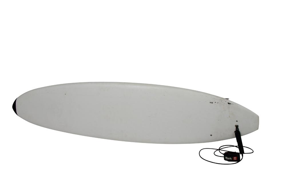 Dekorationsmaterial  Surfbrett