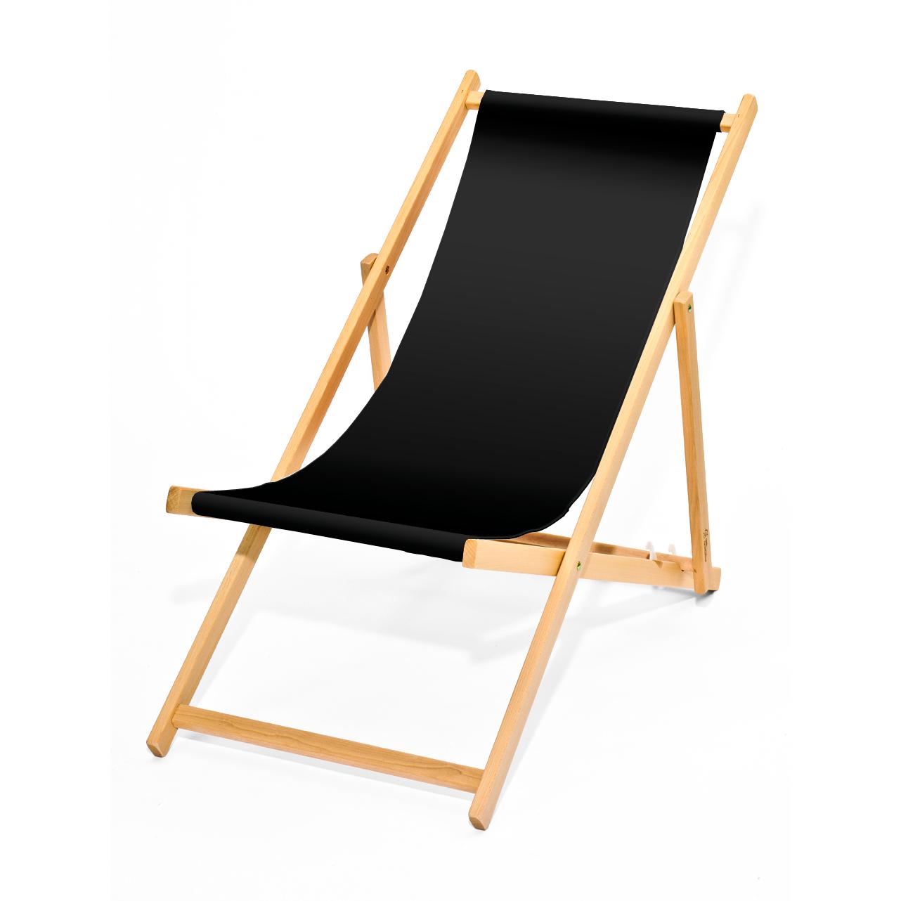 Themen dekoration liegestuhl schwarz for Dekoration schwarz