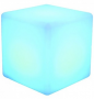 LED Cube Lounge farben