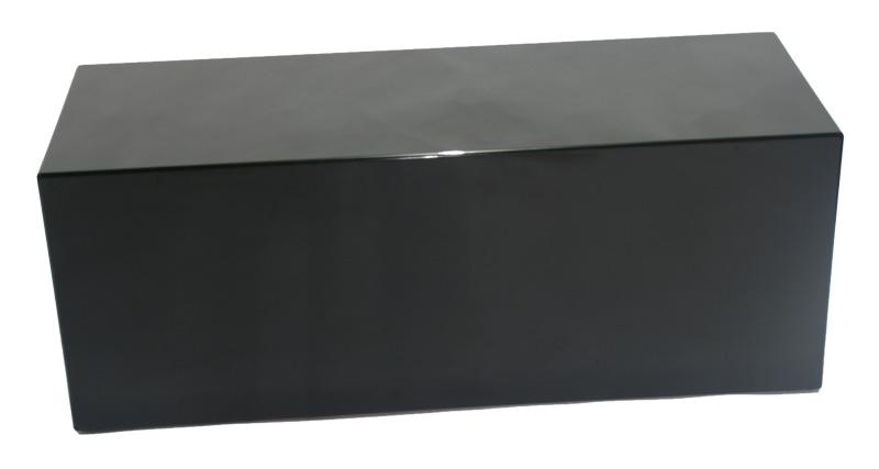 Tische Stehtische Cube Clubtisch Schwarz