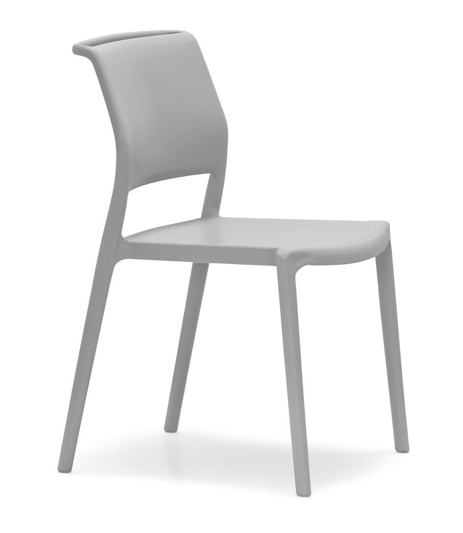Stühle : Stuhl Modern grau